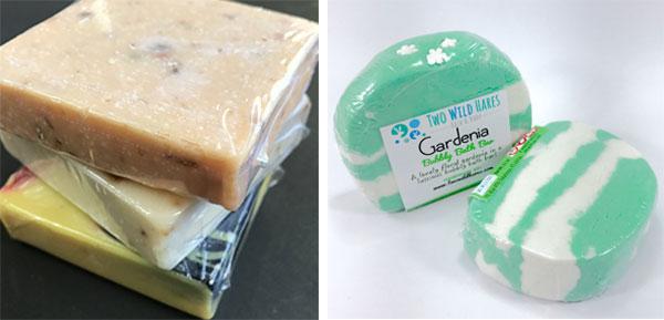 بسته بندی صابون