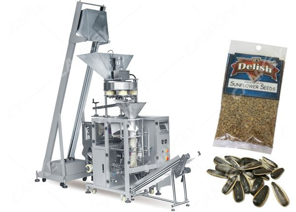 Automatic Seed Packing Machine